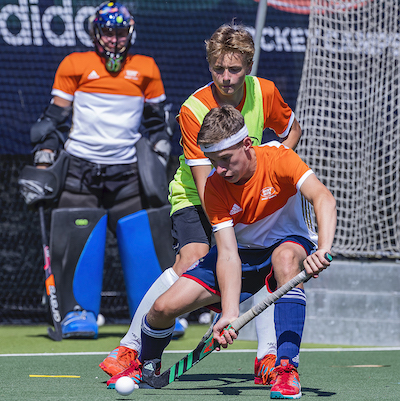 Amsterdam 5. Elite Hockey Camp 2021