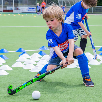 Kieviten Kids Hockeykamp