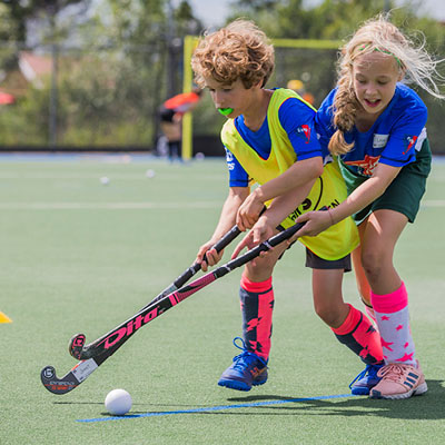 Kieviten YoungStars Hockeykamp